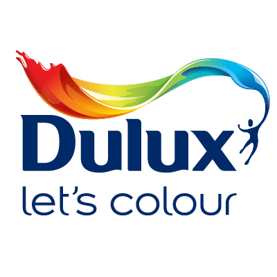 Intext Painting Featured Product: Dulux Logo