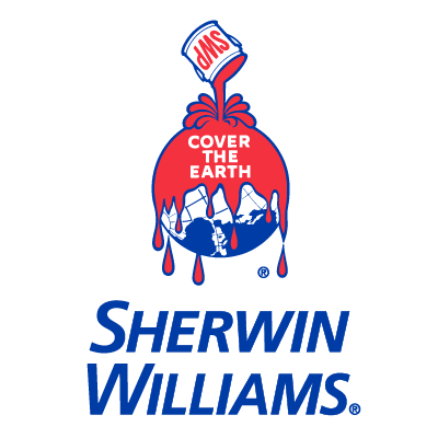 Intext Painting Featured Product: Sherwin-Williams Logo